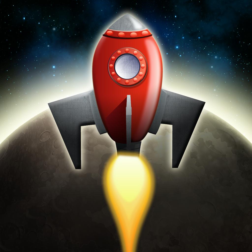 Lunar Spacecraft Pilot - Asteroid Miner iOS