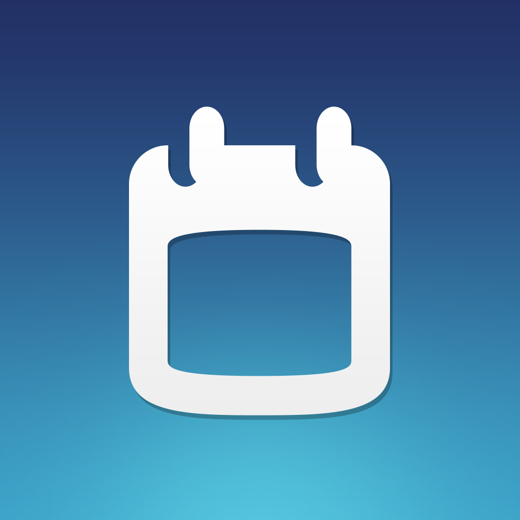 Daily Calendar for iPhone by Azurcoding icon